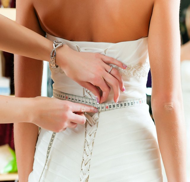 Wedding Hemming, Bridesmaid Dress Alterations